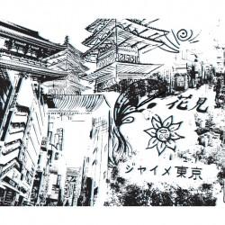 Tokyo bleutée